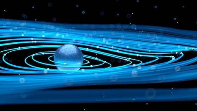 Самый быстрый «волчок» в мире: 300 миллиардов оборотов в секунду