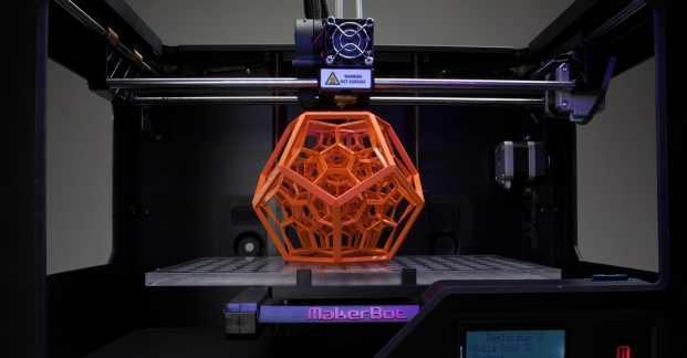 Немецкая компания Xolo представила первый 3D-принтер «мгновенной» объемной печати