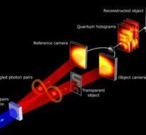 Физики создали квантовую голограмму