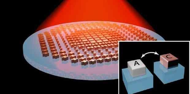 Физики сделали металинзу с четким переменным фокусом