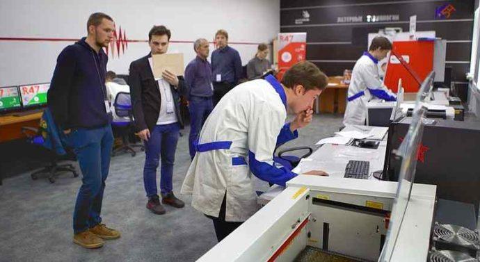 В рамках WorldSkills Russia состоялась встреча Trotec Laser по компетенции «Лазерные технологии».
