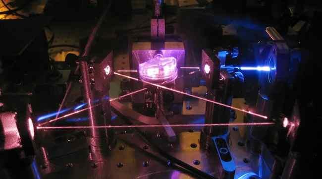 Лазерная алхимия