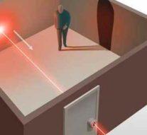 Новый лазер способен просканировать помещение через замочную скважину