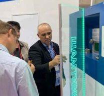 ЦНИИТМАШ продемонстрировал SLM 3D-принтер MeltMaster3D-160