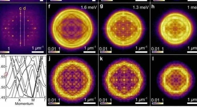 В Сколтехе научились контролировать состояния квантовой жидкости с помощью луча лазера